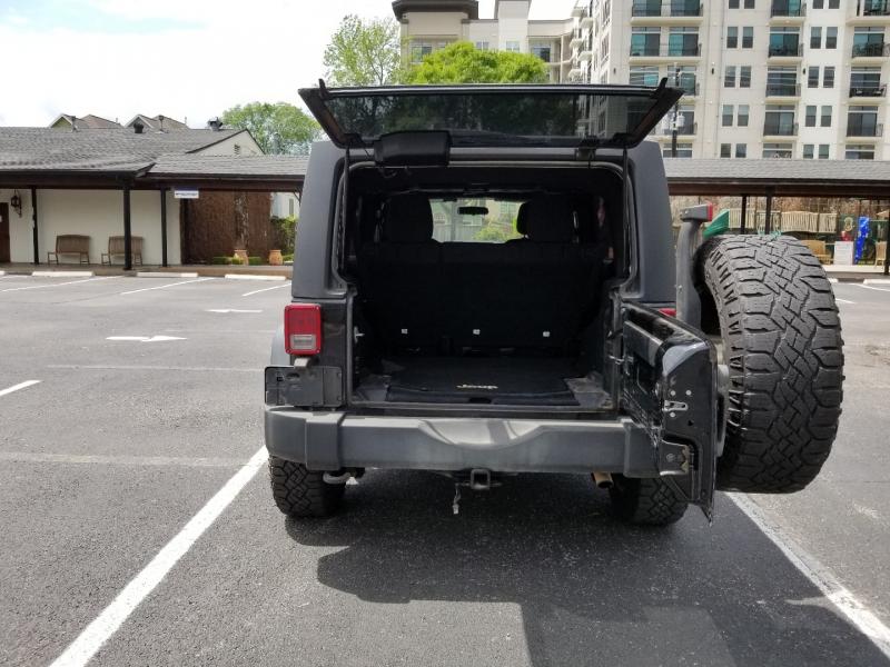 Jeep Wrangler Unlimited 2013 price $0