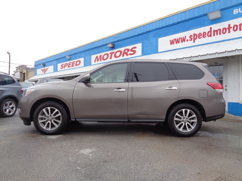 Nissan Pathfinder 2014 price $10,297