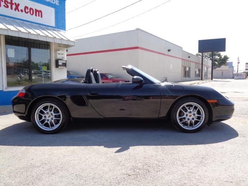 Porsche Boxster 2003 price $11,497