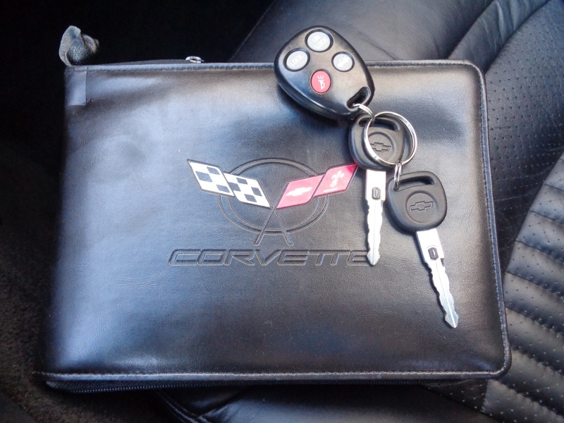 Chevrolet Corvette 2000 price $12,997