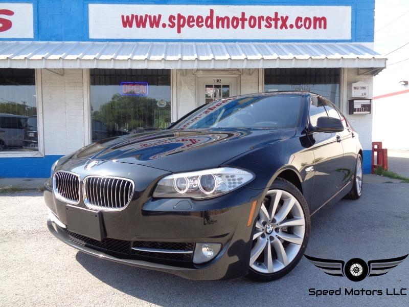 BMW 5-Series 2012 price $13,797