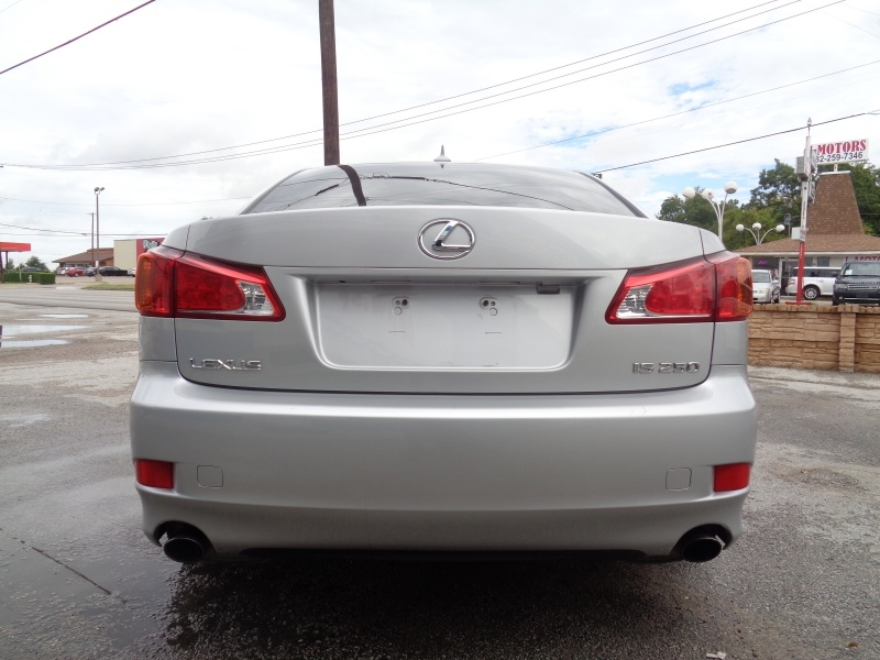 Lexus IS 250 2010 price $9,997