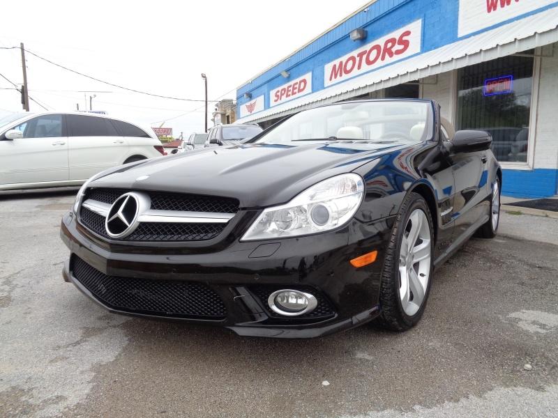 Mercedes-Benz SL-Class 2009 price $20,797