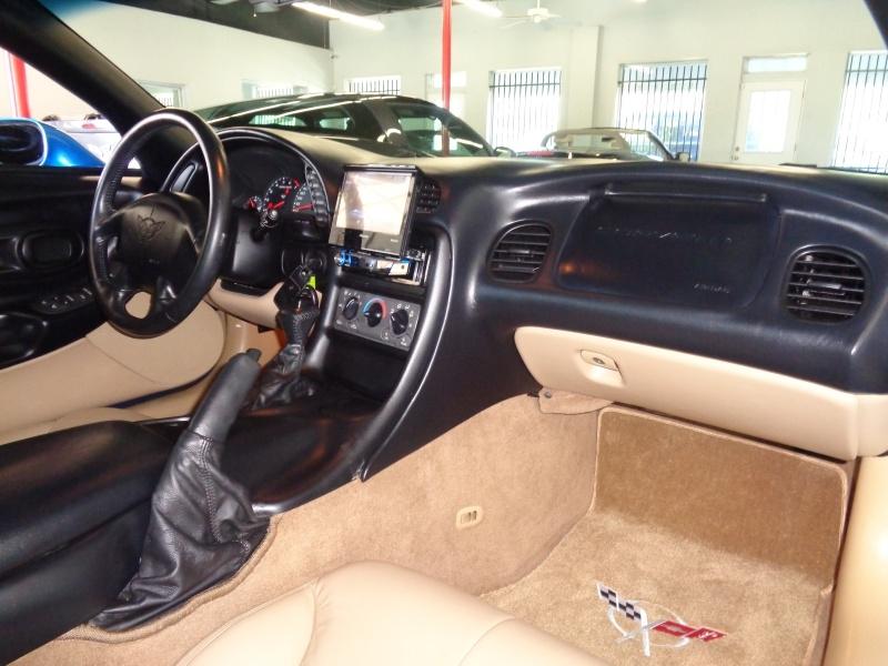 Chevrolet Corvette 1998 price $18,297