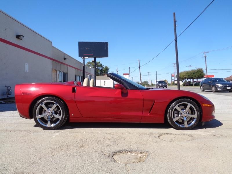 Chevrolet Corvette 2009 price $27,997