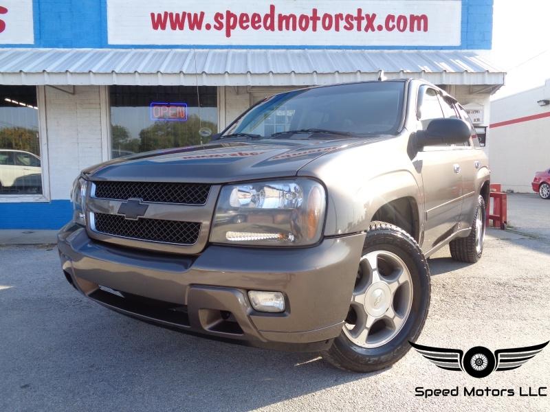 Chevrolet TrailBlazer 2008 price $6,297