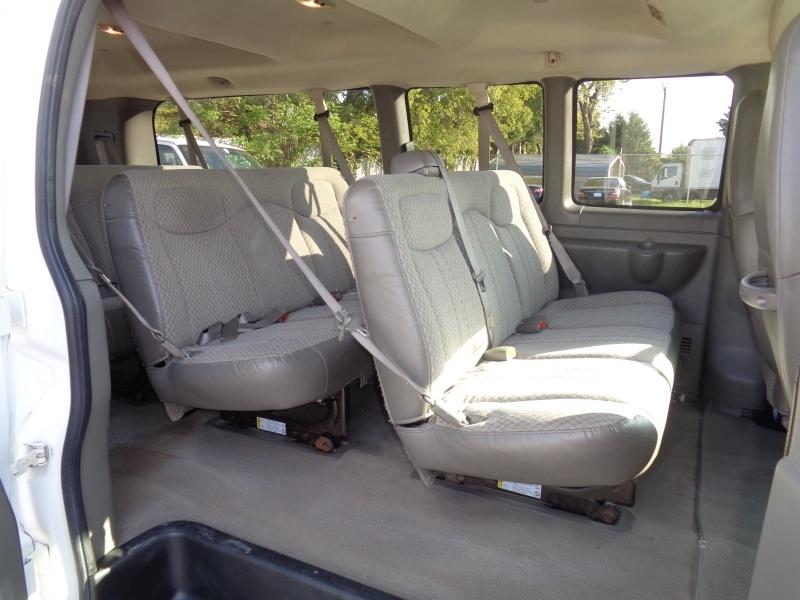 Chevrolet Express Passenger 2005 price $10,297