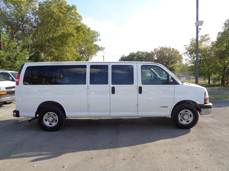 Chevrolet Express Passenger 2008 price $10,297