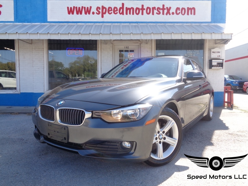 BMW 3-Series 2015 price $14,497