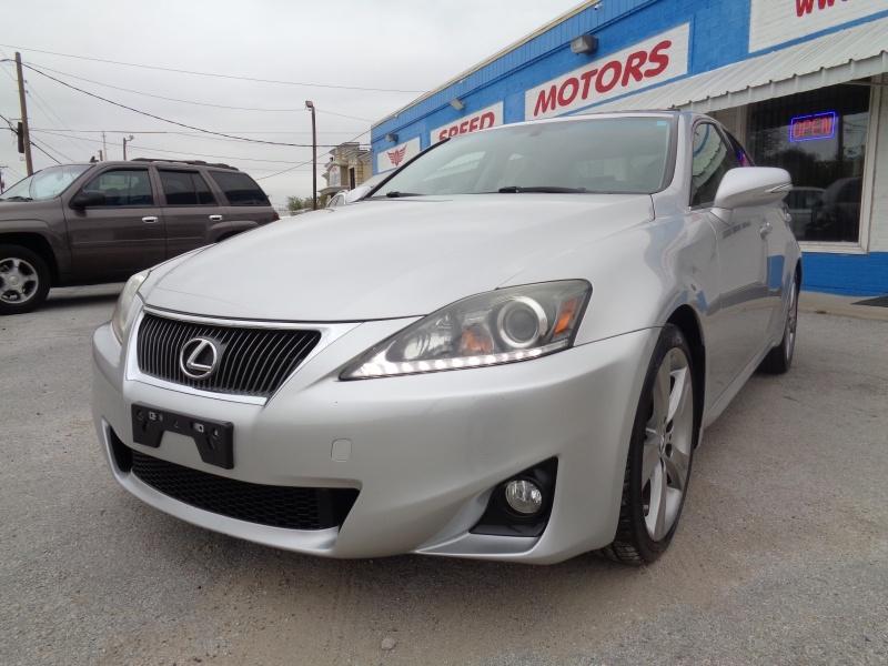 Lexus IS 250 2012 price $13,997