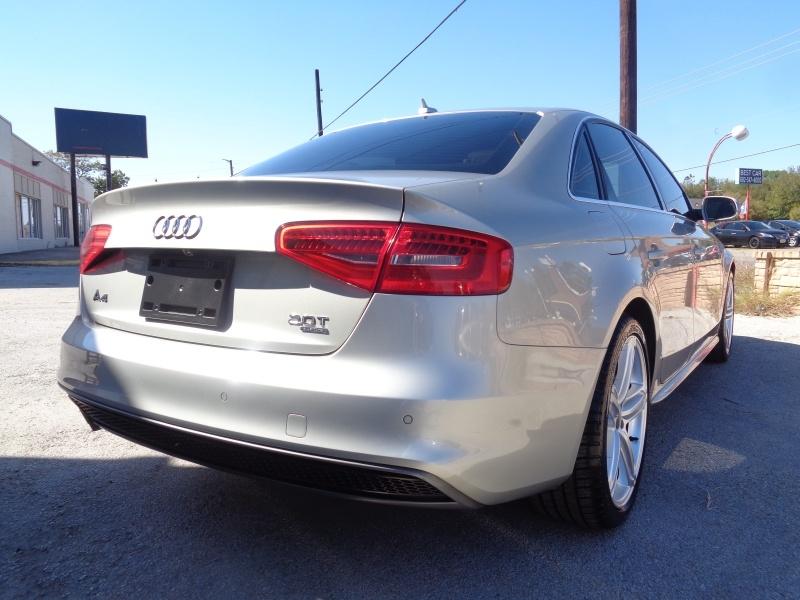Audi A4 2014 price $15,297