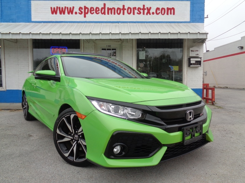 Honda Civic Coupe 2017 price $21,997