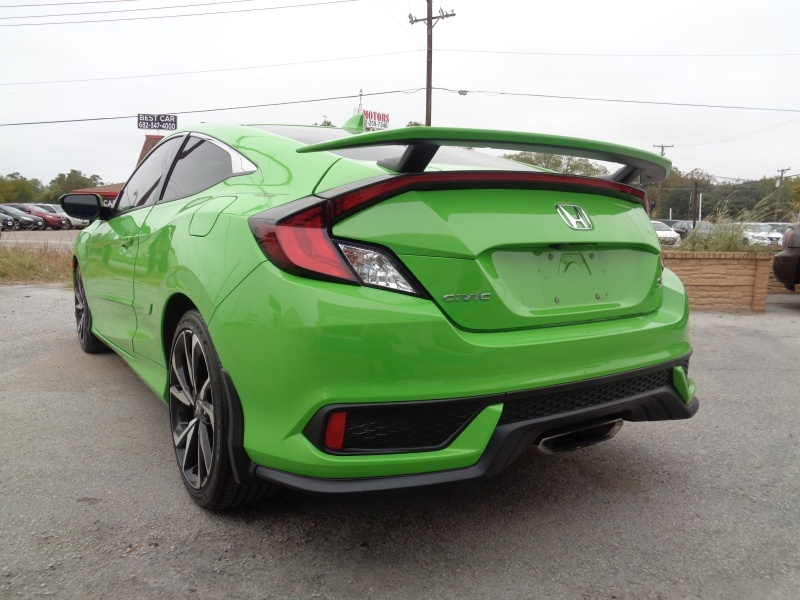 Honda Civic Coupe 2017 price $21,497