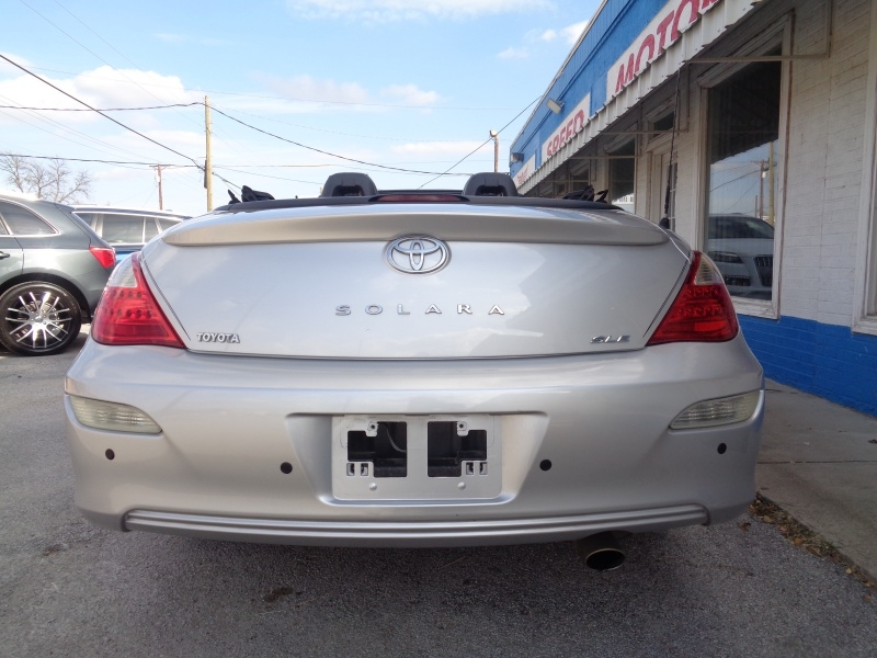 Toyota Camry Solara 2008 price $9,997