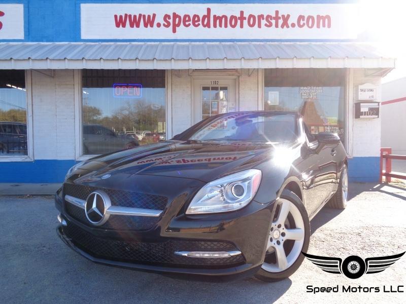 Mercedes-Benz SLK-Class 2015 price $23,497