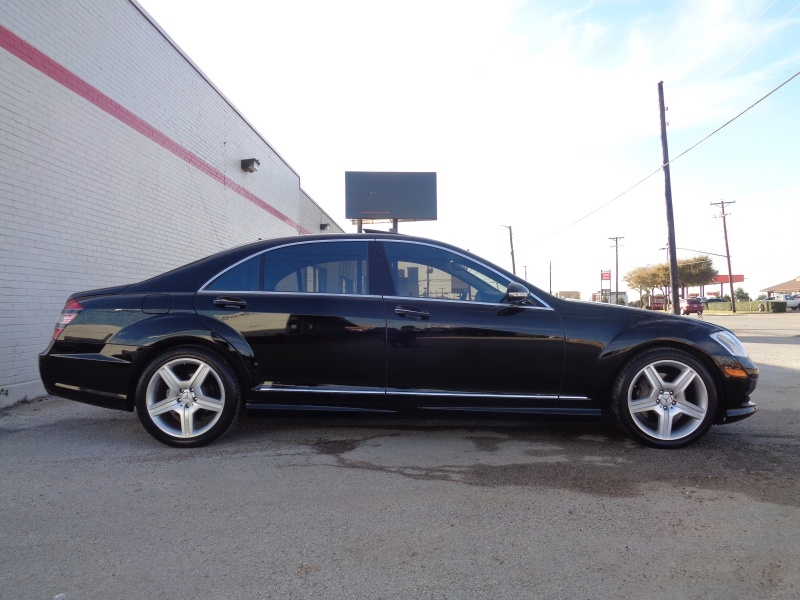 Mercedes-Benz S-Class 2009 price $14,297
