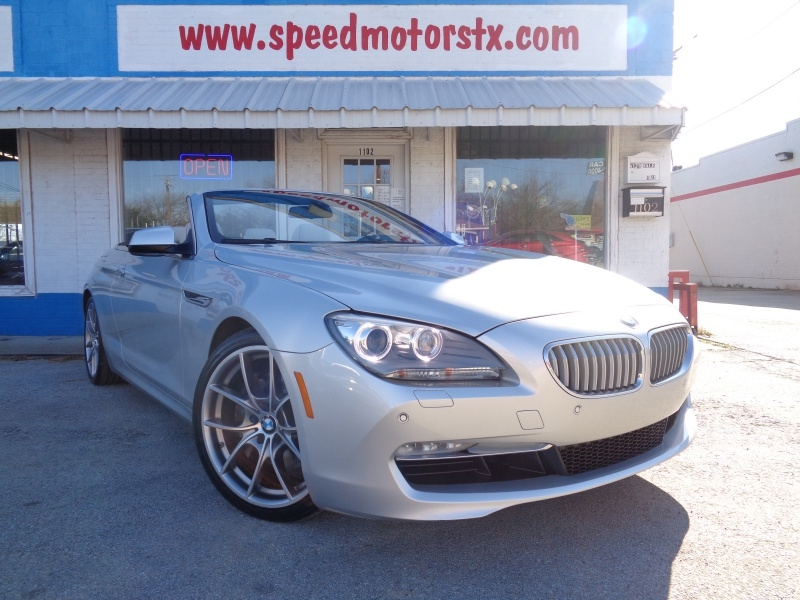 BMW 6-Series 2012 price $20,997