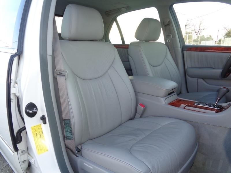 Lexus LS 430 2004 price $9,797
