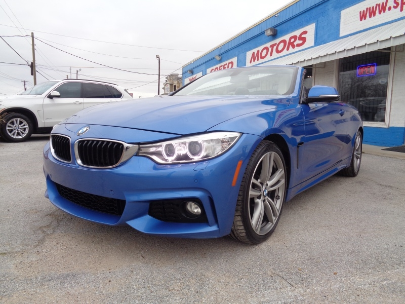 BMW 4 Series 2014 price $21,997