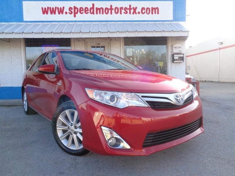 Toyota Camry Hybrid 2012 price $11,797