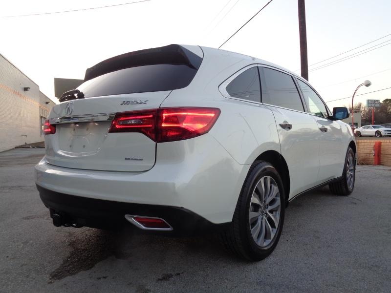 Acura MDX 2016 price $19,797