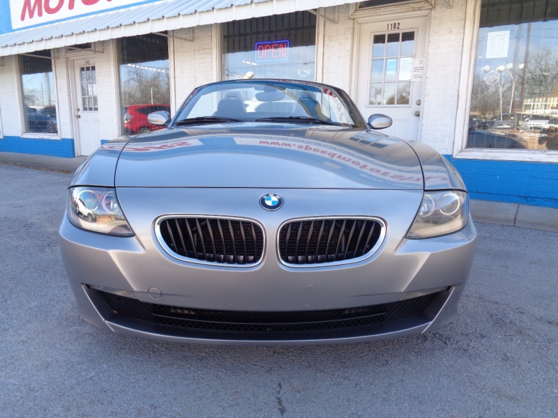 BMW Z4 2006 price $8,997