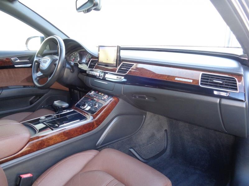 Audi A8 L 2012 price $17,797