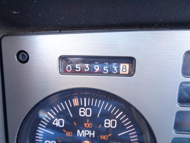 Pontiac Fiero 1986 price $8,997
