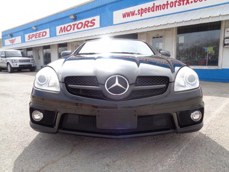 Mercedes-Benz SLK-Class 2009 price $14,797