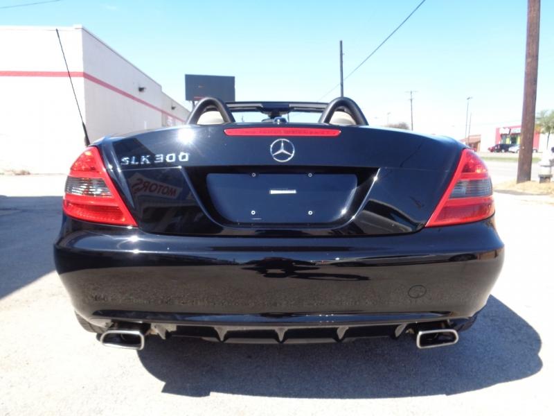 Mercedes-Benz SLK-Class 2009 price $15,997