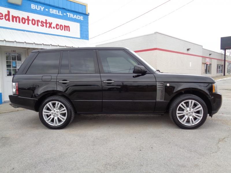 Land Rover Range Rover 2011 price $17,997
