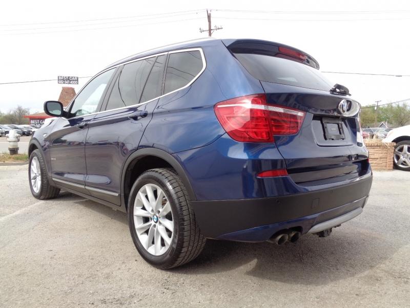 BMW X3 2011 price $12,797