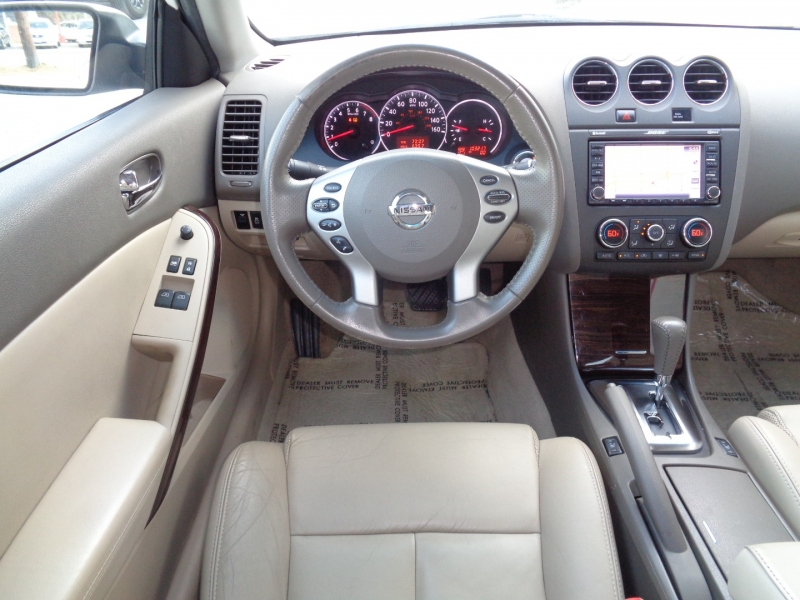 Nissan Altima 2012 price $8,497