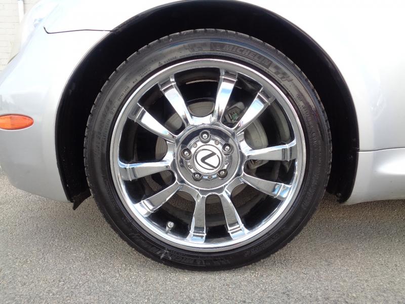 Lexus SC 430 2007 price $21,997