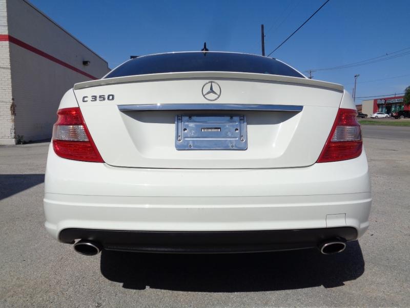 Mercedes-Benz C-Class 2008 price $10,997
