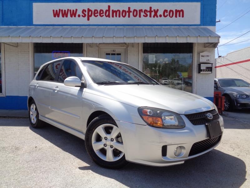 Kia Spectra 2008 price $4,497
