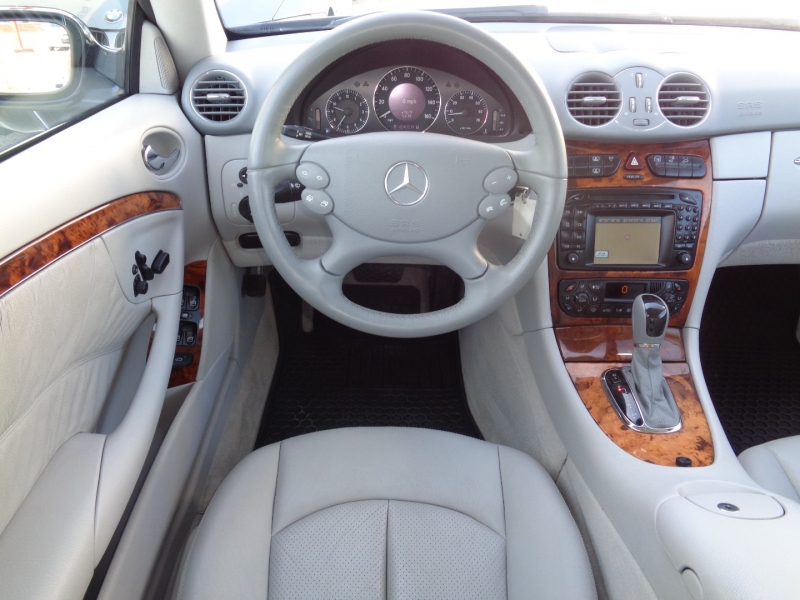 Mercedes-Benz CLK-Class 2003 price $9,697