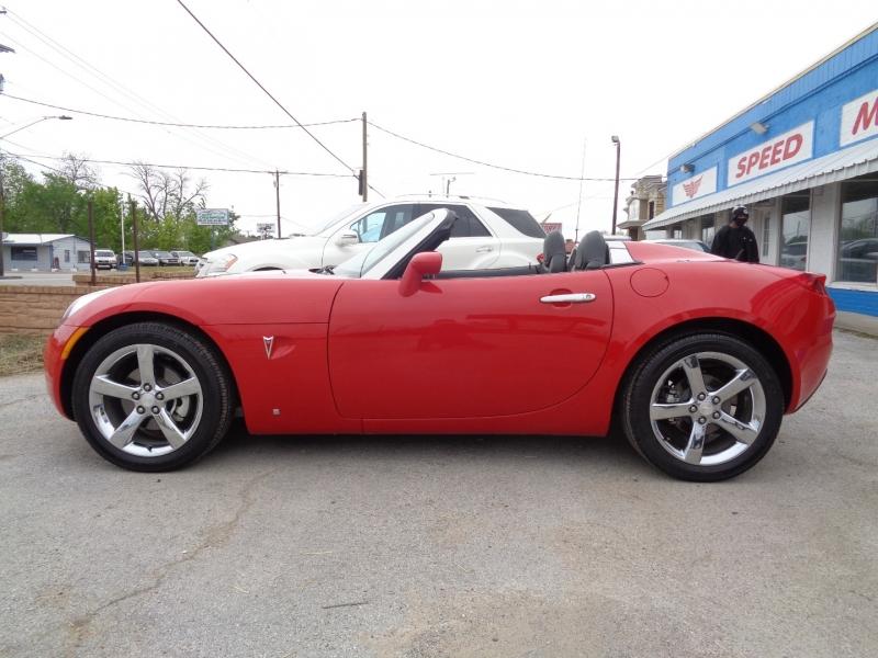 Pontiac Solstice 2007 price $15,997