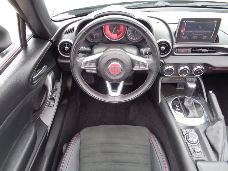 Fiat 124 Spider 2017 price $18,997