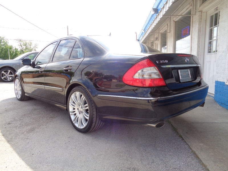 Mercedes-Benz E-Class 2008 price $10,797