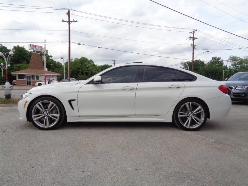 BMW 4 Series 2016 price $27,997
