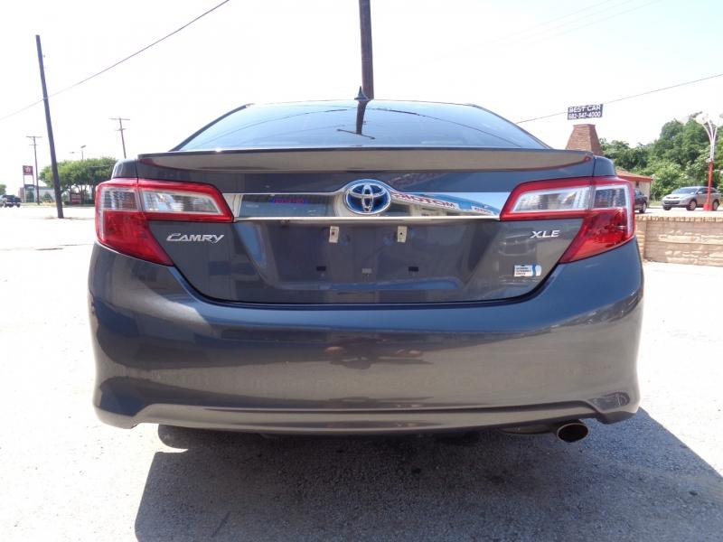 Toyota Camry Hybrid 2014 price $14,997