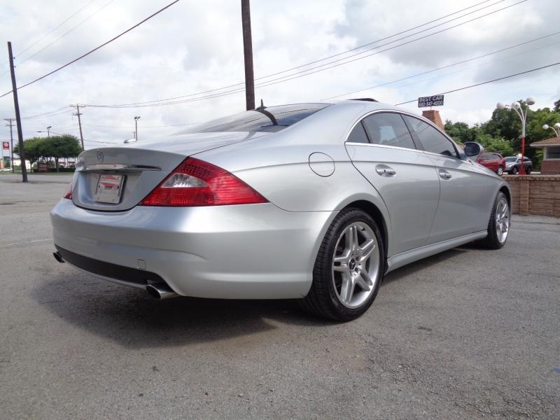 Mercedes-Benz CLS-Class 2006 price $13,497