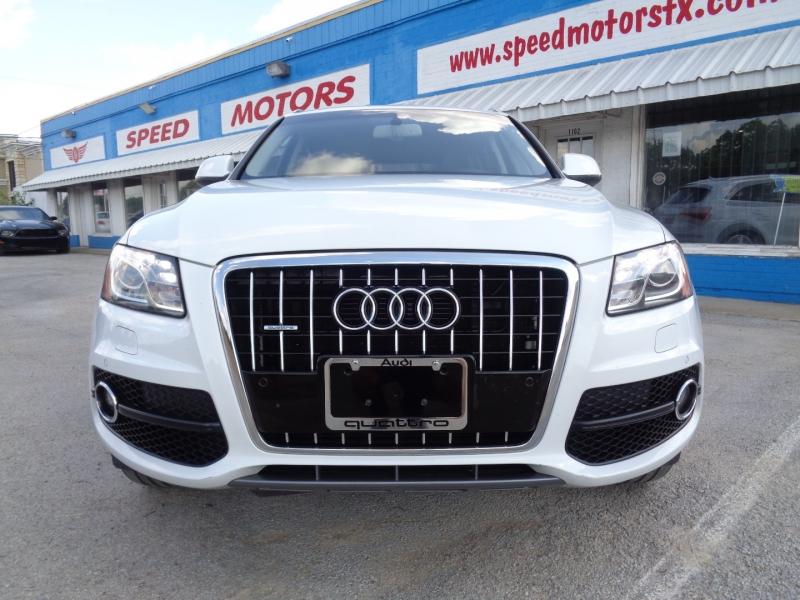 Audi Q5 2012 price $16,997