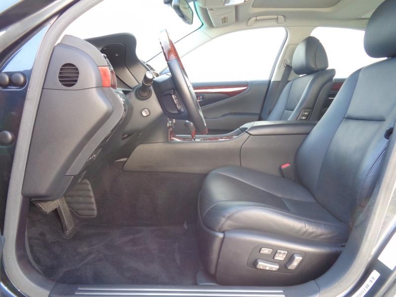 Lexus LS 460 2008 price $18,297