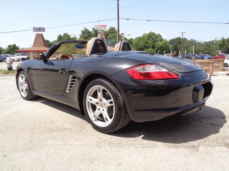 Porsche Boxster 2008 price $30,997