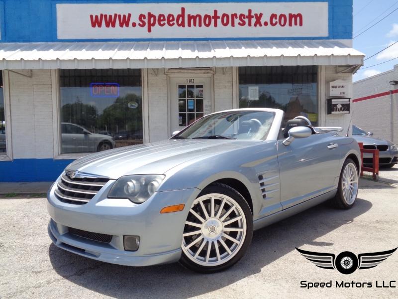 Chrysler Crossfire 2005 price $12,997