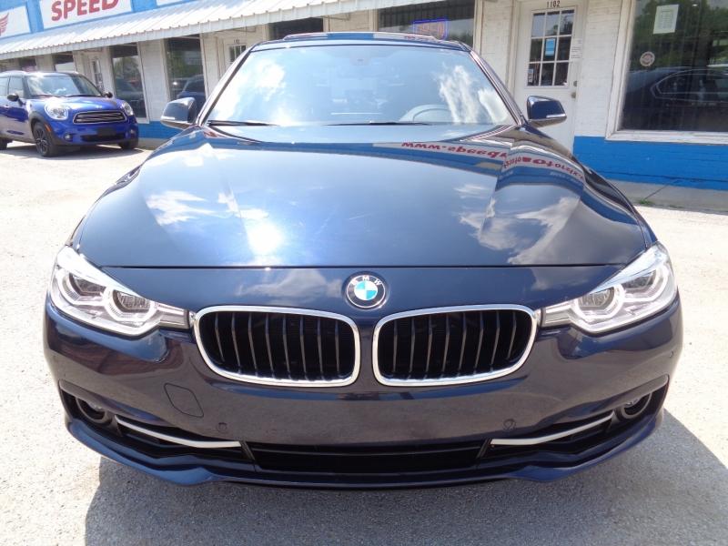 BMW 3-Series 2017 price $24,997