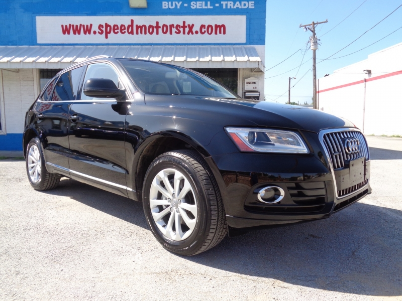 Audi Q5 2013 price $18,797
