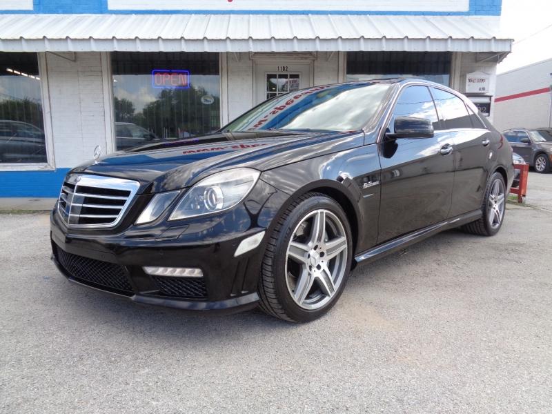 Mercedes-Benz E-Class 2010 price $21,497